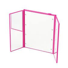 Tri Fold Bathroom Mirror by Online Buy Wholesale Tri Fold Mirror From China Tri Fold Mirror
