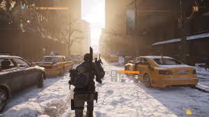 Tom Clancy S The Division Map Size Review Tom Clancy U0027s The Division Winter Is Coming