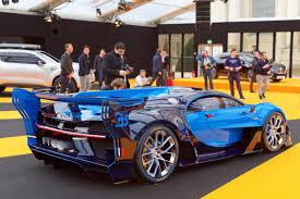 bugatti history file festival automobile international 2016 bugatti vision gran