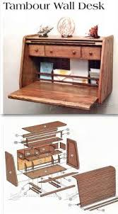 Wood Projects Plans by Arts And Crafts Desk Plans Furniture Plans And Projects