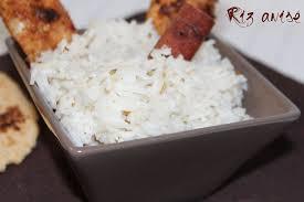 cuisiner le riz basmati riz basmati à l anis