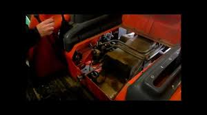 hydraulic valve work youtube