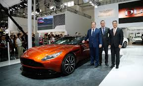 aston martin officially launched in aston martin launches db11 in beijing