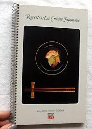 livre de cuisine japonaise recettes la cuisine japonaise café kyo hon