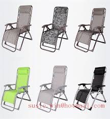 oem outdoor indoor furture office folding portable reclining chair