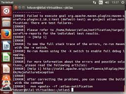 Atlas Help Apache Atlas Started But With Errors And Warnings Hortonworks
