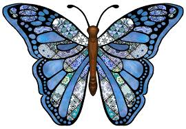 butterfly stencil cliparts cliparts zone