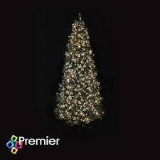 warm white white led tree light string multi function 1000pcs