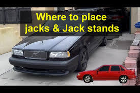 volvo vehicle locator where to install jacks and jack stands on p80 volvo u0027s 850 s70