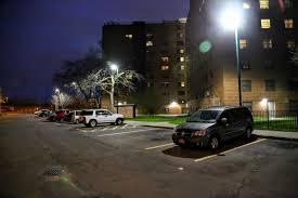 Led Parking Lot Lights Case Study Led Parking Lot Lighting Metro Led Lighting
