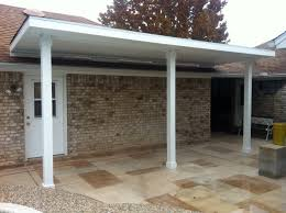 Custom Awning Jl Remodeling Austin Tx Home Additions