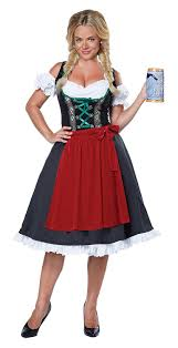amazon women s halloween costumes amazon com california costumes women u0027s oktoberfest fraulein