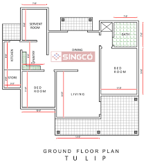Model House Plans Singco Engineering Dafodil Model House Advertising With Us