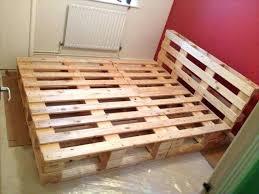 pallet bed frame plans bed frame pallet bed frame the best pallet bed frames ideas beds