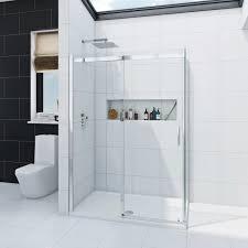 frameless shower enclosures frameless shower victoriaplum com infiniti 8mm sliding shower enclosure 1200x800