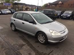 used honda civic 2001 for sale motors co uk
