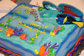 norah u0027s finding dory themed 1st birthday party u2013 sunshine u0026 styles