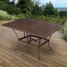 Outdoor Dining Room Furniture Amazon Com Panama Jack Outdoor Island Breeze Slatted Aluminum