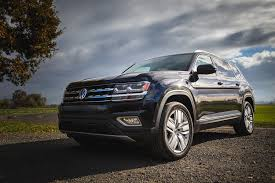 volkswagen jeep 2018 volkswagen atlas review pictures specs performance