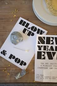 clever new years cards a clever new year s balloon invite from ingoodcompanysa crafty