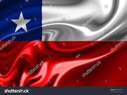 Chilian Flag Chilean Flag Waving Wind Stock Illustration 17387854 Shutterstock