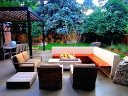 outdoor modern fire pit custom outdoor fire pits in modern outdoor