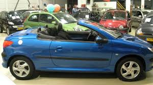 peugeot cabriolet 206 peugeot 206 cc 1 6 16v cabrio clima audiosysteem youtube