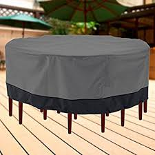 Patio Chair Cover Outdoor Patio Furniture Table And Chairs Cover 94