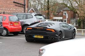 slammed lamborghini premier league bad boy danny simpson turns up for community