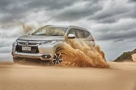 pajero sport mitsubishi mitsubishi pajero sport a new look for an old challenger road
