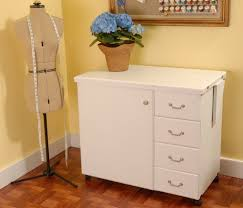 White Sewing Machine Cabinet by Arrow Norma Jean Cabinet Crisp White Sew Vac City