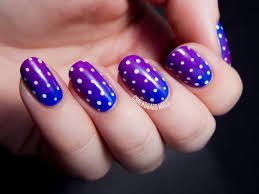 cute purple nail art sbbb info
