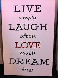 live laugh love signs e u0026 l designs live laugh love dream