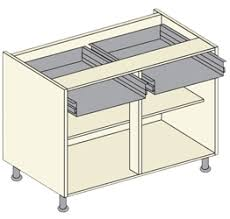 Kitchen Cabinet Drawerline Base Unit - Kitchen cabinets base units
