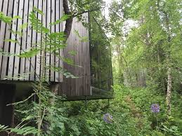 Juvet Hotel Ex Machina Juvet Landscape Hotel Norway Youtube