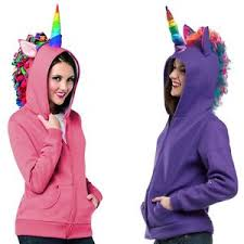 Unicorn Costume Unicorn Costume Hoodie Womens U0026 Teen Girls Halloween Fancy