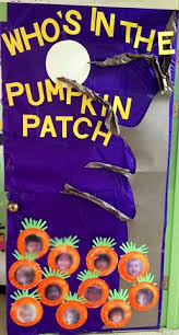 Classroom Window Decorations For Christmas by Fall Door Decoration Ideas For The Classroom Crafty Morning