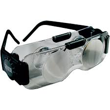 Coil Tv Magnifying Binocular Glasses