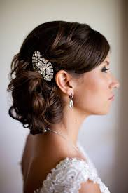 long hairstyle with tiara half up and half down wedding hairstyles