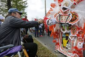 mardi gras indian costumes for sale mardi gras indians gather for uptown sunday nola