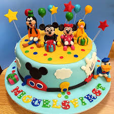 and friends cake sherbakes mickey and friends cake