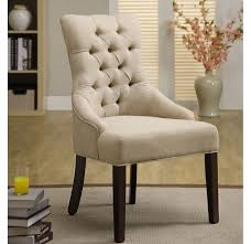 Best Fabric For Dining Room Chairs by Chair Coaster 902502 Beige Fabric Accent Chair Set Of 2 12602