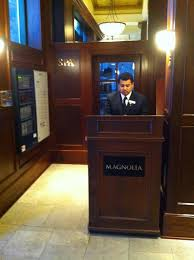 Hotel Front Desk Agent Magnolia Hotel U0026 Spa Royal Roads Tourism