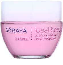 light moisturizer for sensitive skin soraya ideal beauty light moisturizing cream for dry and sensitive