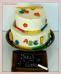 cours de cuisine à toulouse gateau anniversaire enfant theme ecole maitresse cake