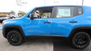 jeep renegade sierra blue 2015 jeep renegade sport sierra blue fpb85519 mt vernon