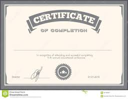 certificate design template stock vector image 56189581