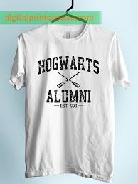 harry potter alumni shirt harry potter hogwarts alumni unisex tshirt