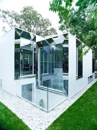 glass and concrete tread lightly in dsdha u0027s london u0027covert house