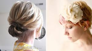 coiffure cheveux courts mariage cheveux courts mariage 2